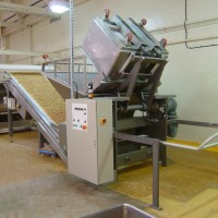 2 Roll Dough Feed System